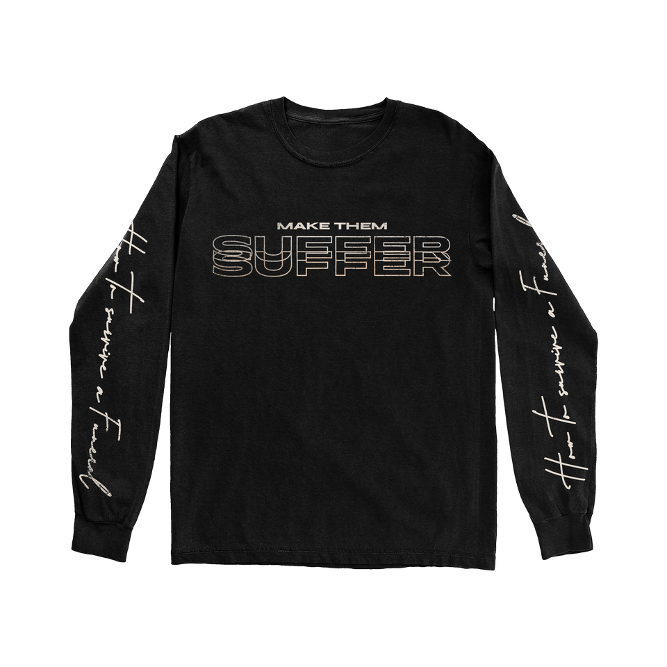 HOW TO SURVIVE A FUNERAL — LONGSLEEVE