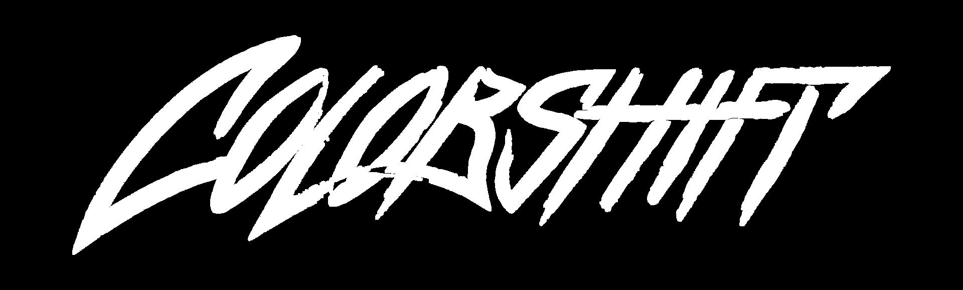 Logo Design for Colorshift, a Swedish Metalcore band