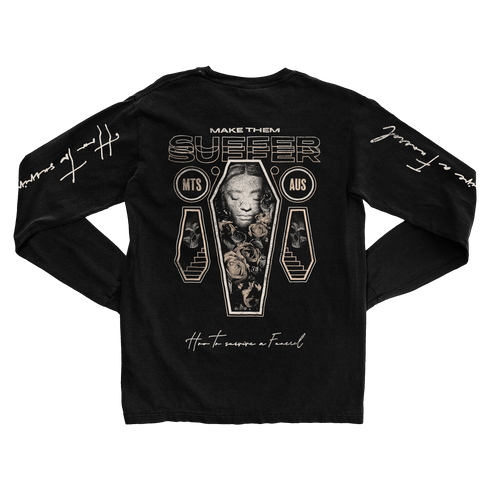 HOW TO SURVIVE A FUNERAL — LONGSLEEVE (BACK)