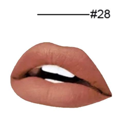 Nude Pix - Matte Lipstick #28