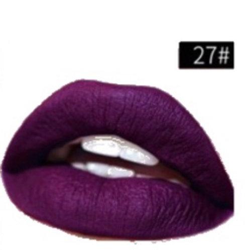 Duchess - Matte Lipstick #27