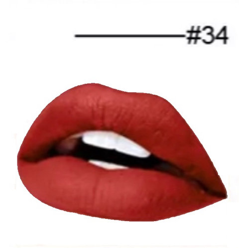Ruby Rodd - Matte Lipstick #34