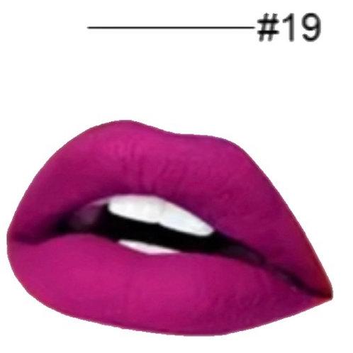 Berrilicious - Matte Lipstick #19