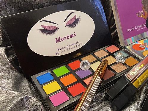 Kwēn Moremi - Palette