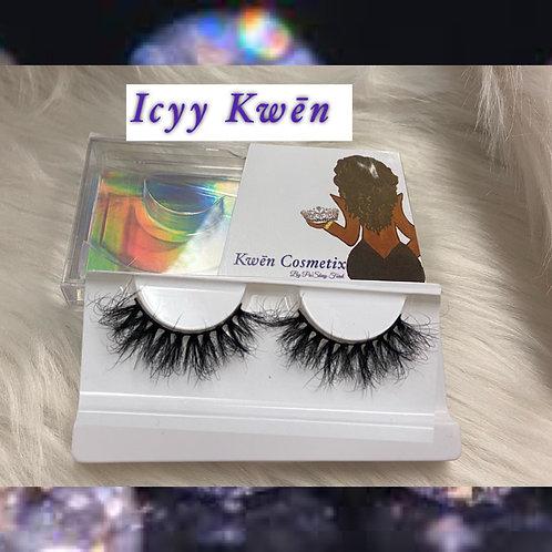 Icyy Kwēn - 4D Mink Lashes