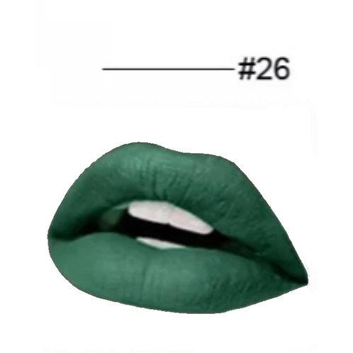 May Baybee - Matte Lipstick #26