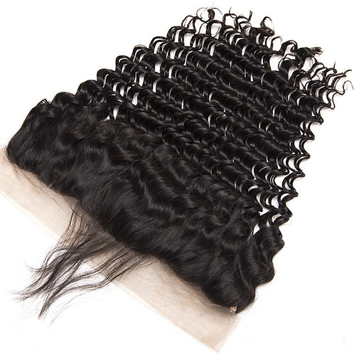 Brazilian Deep Wave 13*4 Full Lace Frontals