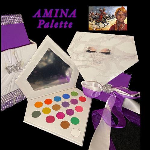 Kwēn Amina - Palette