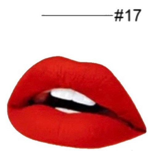 VaaVoom - Matte Lipstick #17