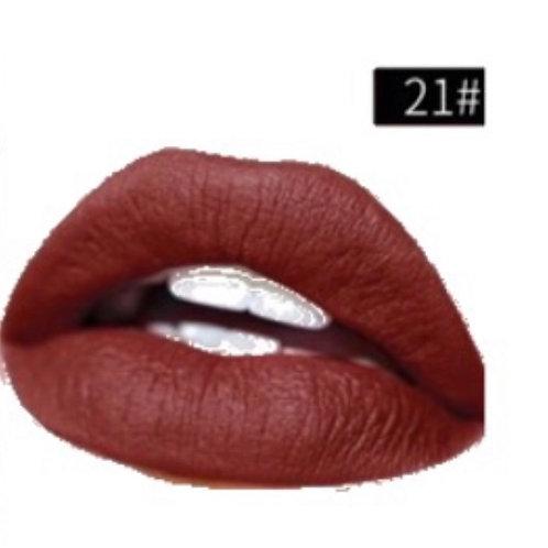 Chill - Matte Lipstick #21