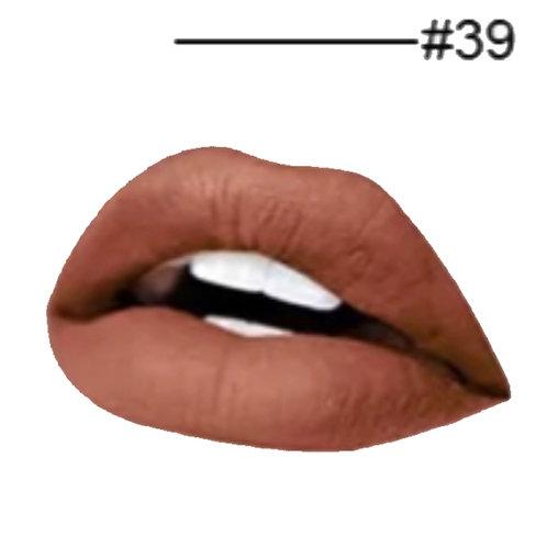Natural Kwēn - Matte Lipstick #39