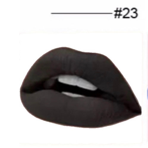 Black Magic - Matte Lipstick #23