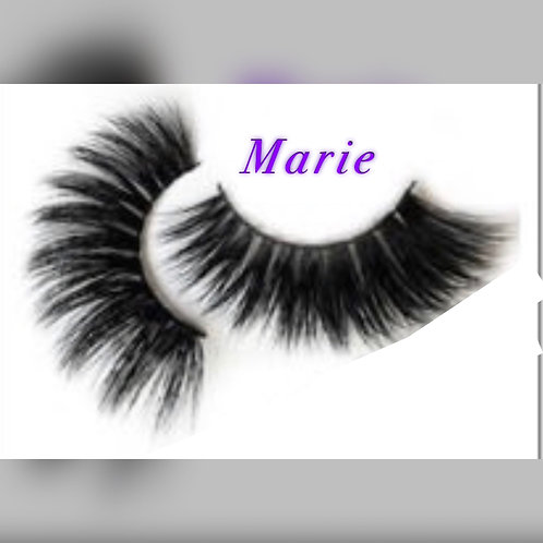 Marie - 4D Mink Lashes