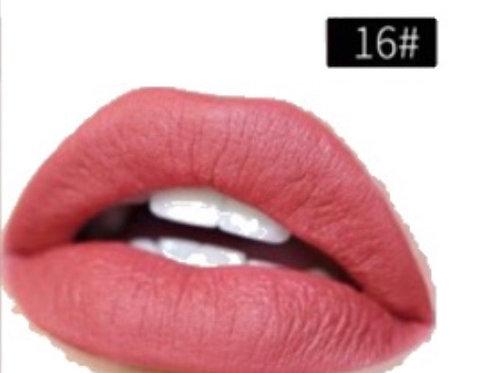 Confident - Matte Lipstick #16