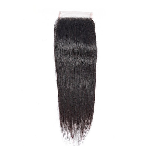 Brazilian Straight 4*4 Lace Closure