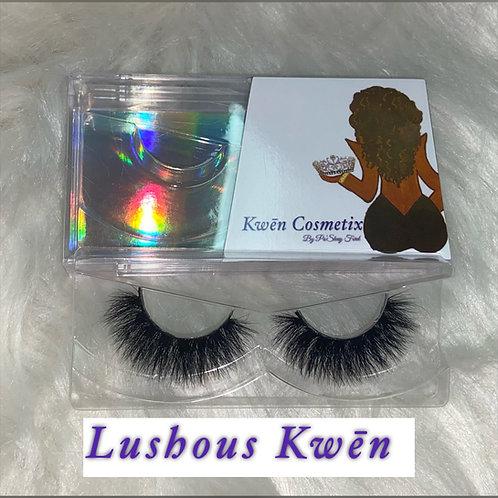 Lushous Kwēn - 4D Mink Lashes