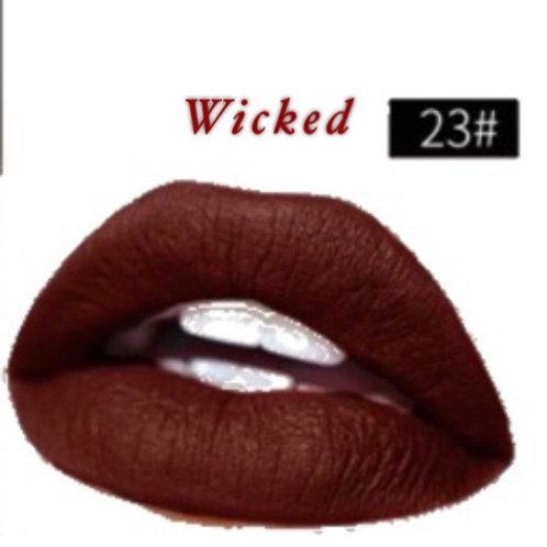 Wicked - Matte Lipstick #23