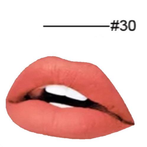 Pink Peck - Matte Lipstick #30