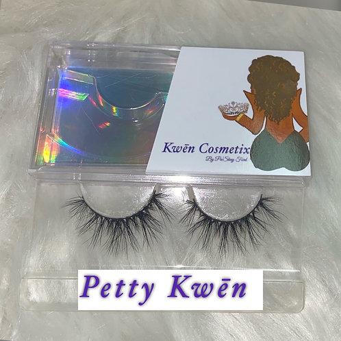 Petty Kwēn - 3D Mink Lashes