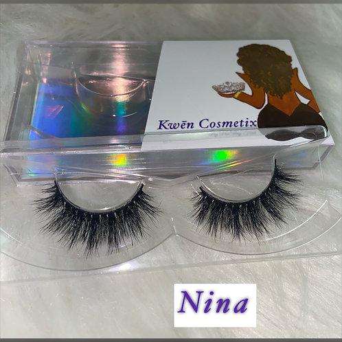 Nina - 4D Mink Lashes