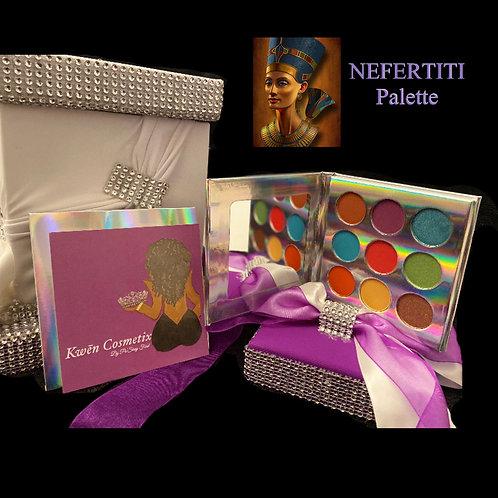 Kwēn Nefertiti Palette (9)
