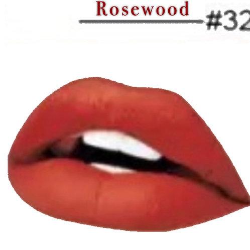 Rosewood Matte Lipstick #32