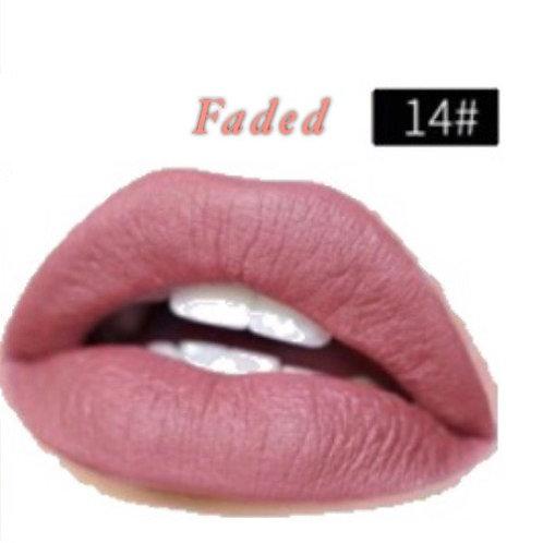 Faded - Matte Lipstick #14