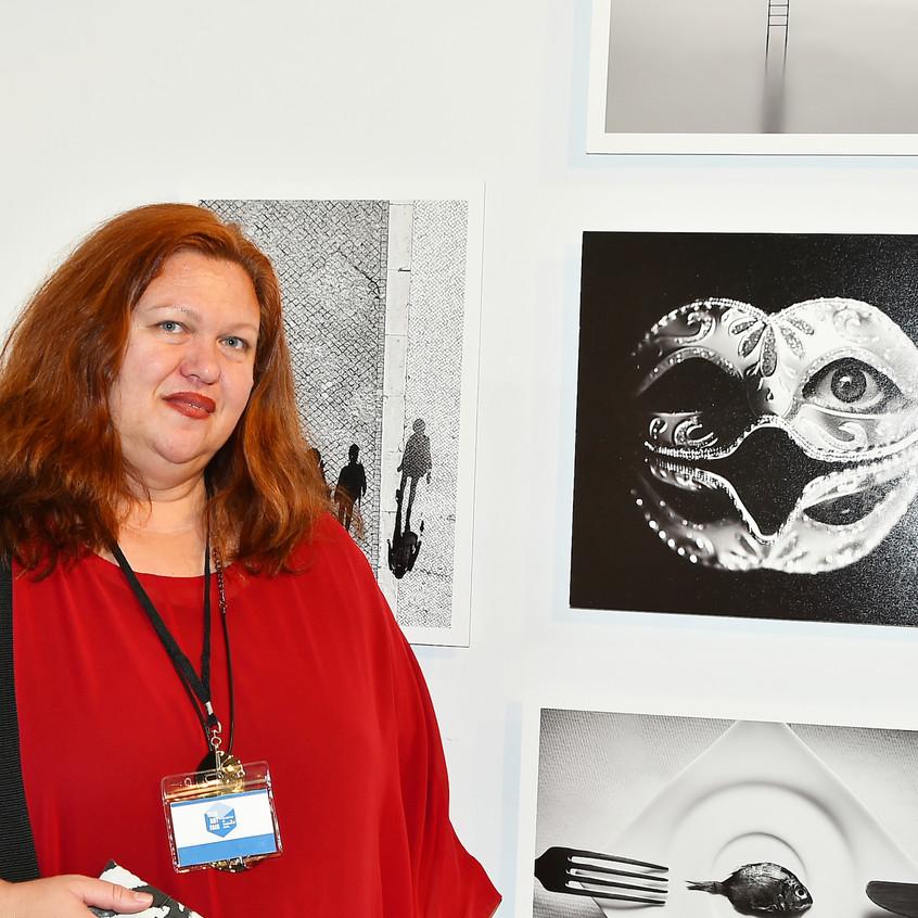 Artist Ivana Miletic