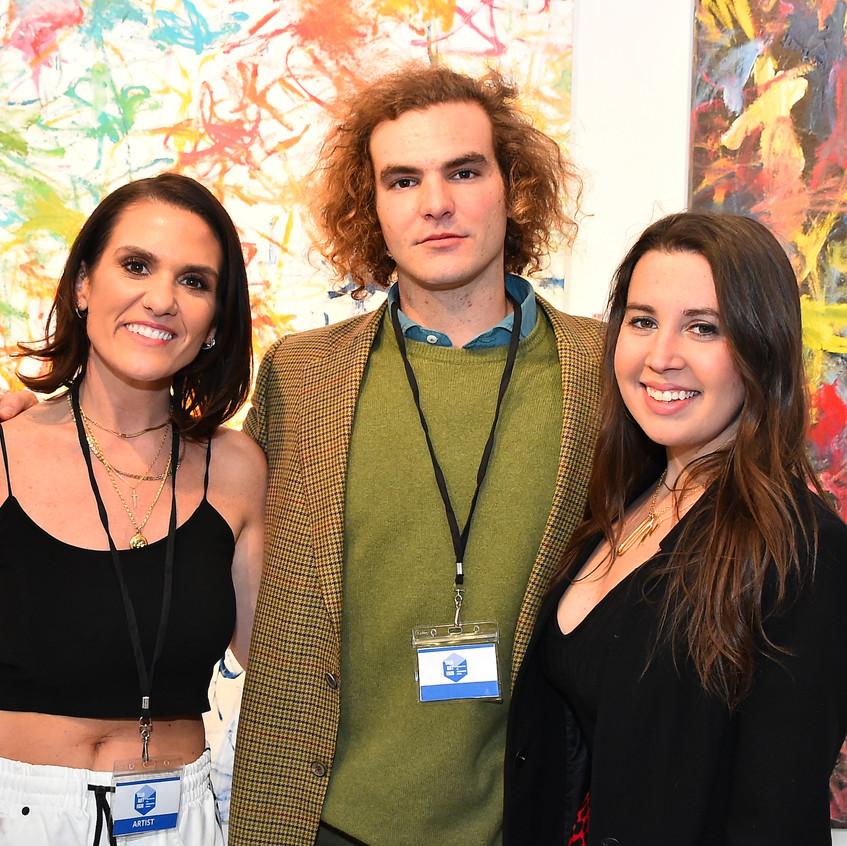 Artists Victoria Hurst-Pablo Manso