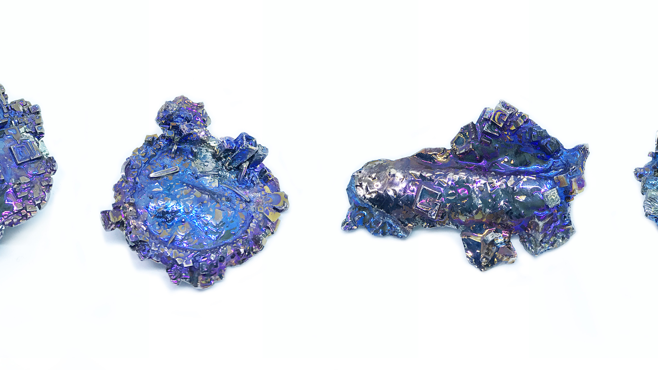 Sara Chyan - Materiality Brooches
