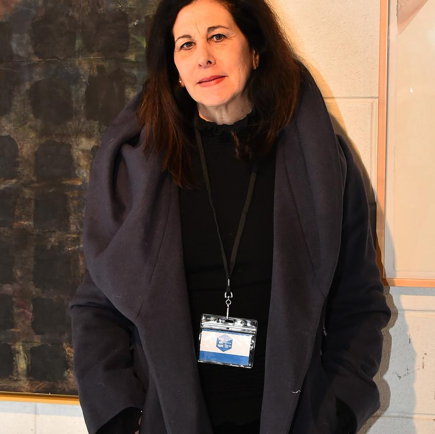 Artist Leslie Adler