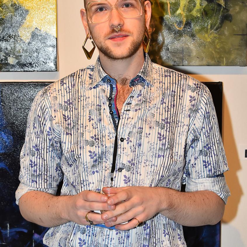 Artist Jordan Clayton