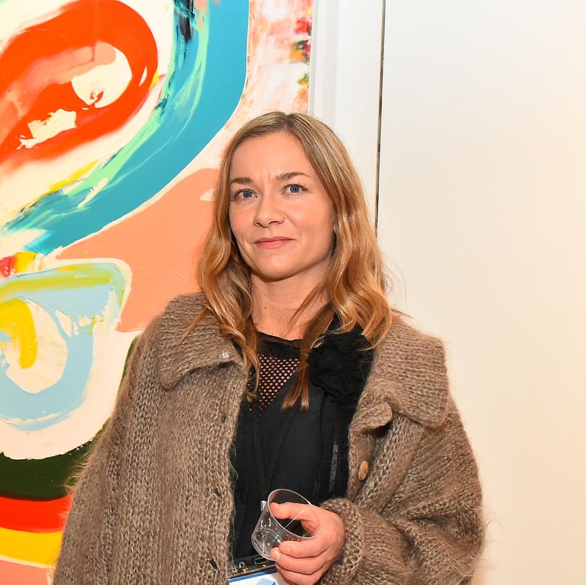 Artist Marit Geraldine Bostad
