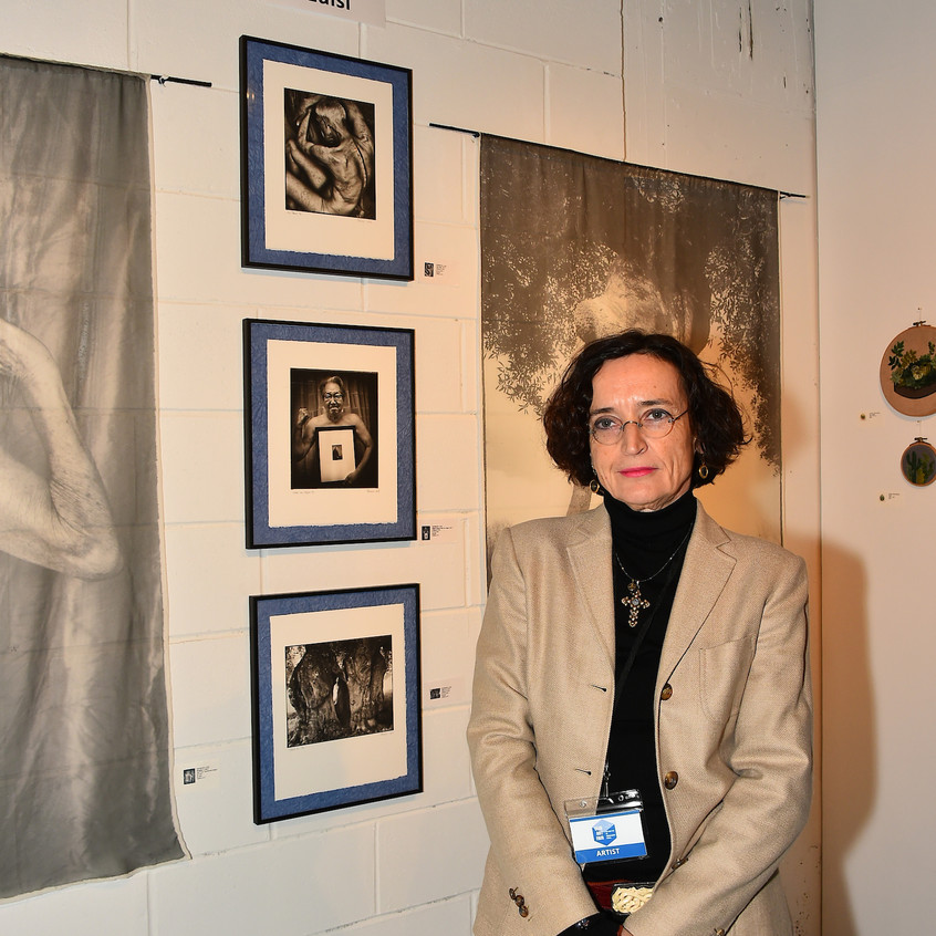 Artist Barbara Luisi