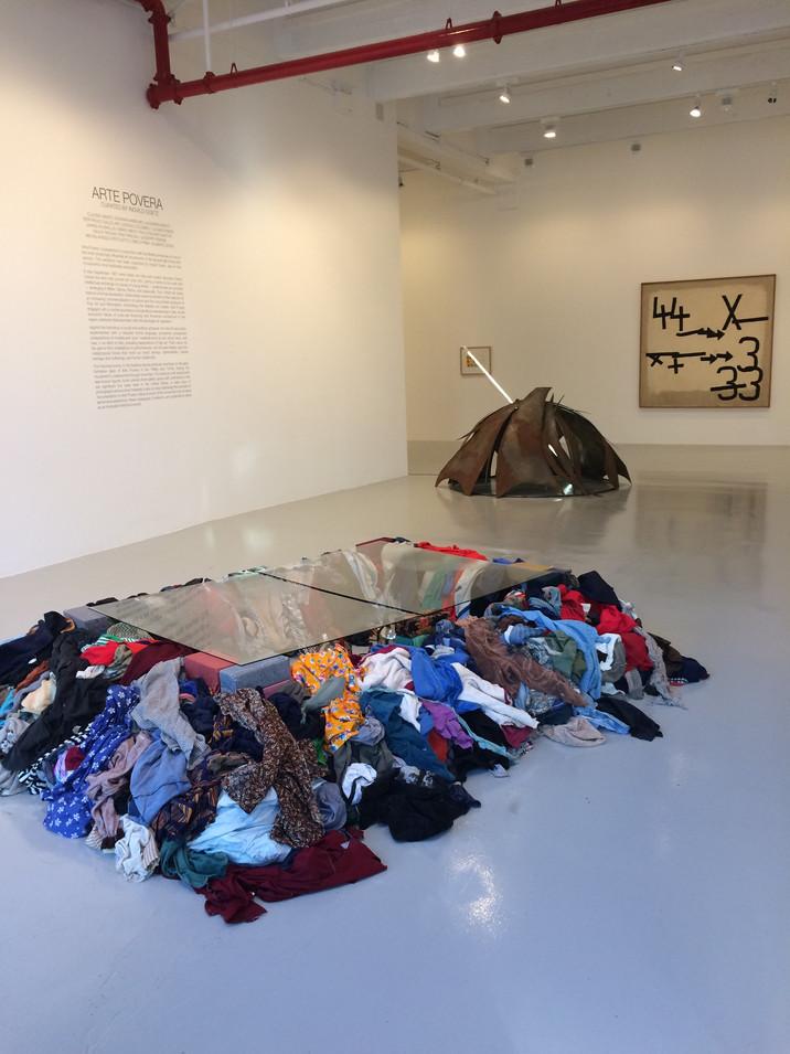 Arte Povera: A Group Retrospective