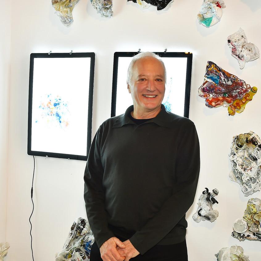 Artist Walter Brown