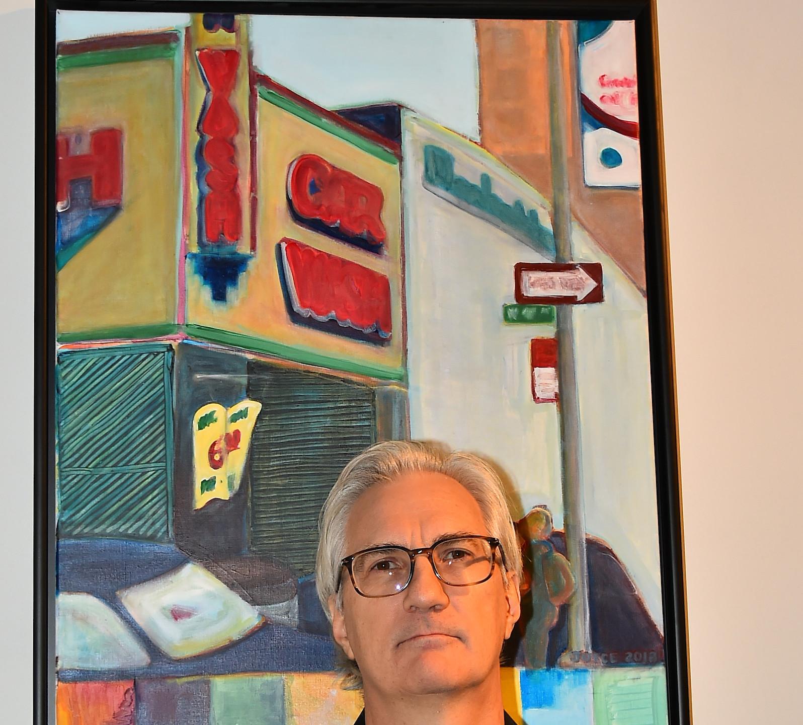 Artist Martin Joyce Randall