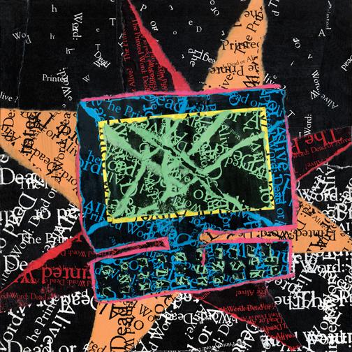 Digital Anarchy, Christina Galbiati