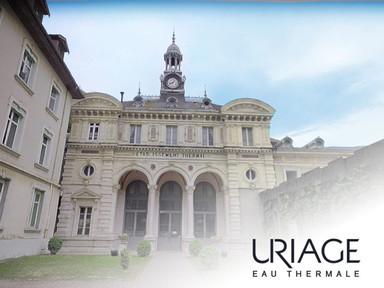 Film immersif présentant le centre thermal d'Uriage-Les-Bains