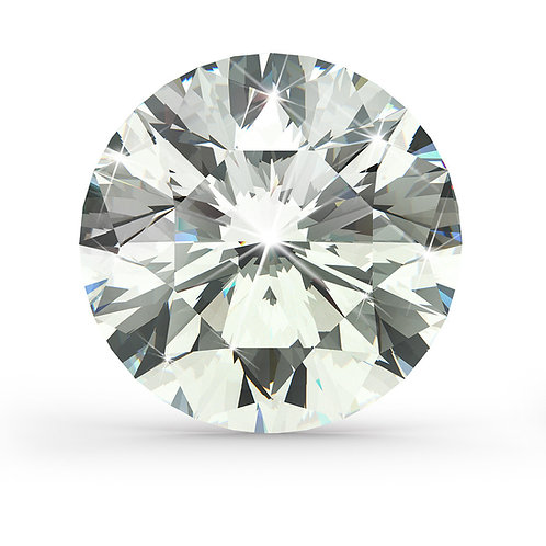 Round Brilliant Cut Diamond 1.27cts