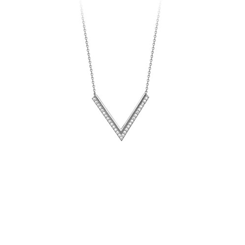 ADJUSTABLE V NECKLACE