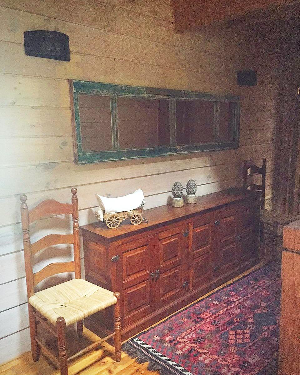 espejo verde calipso Casa en Colico