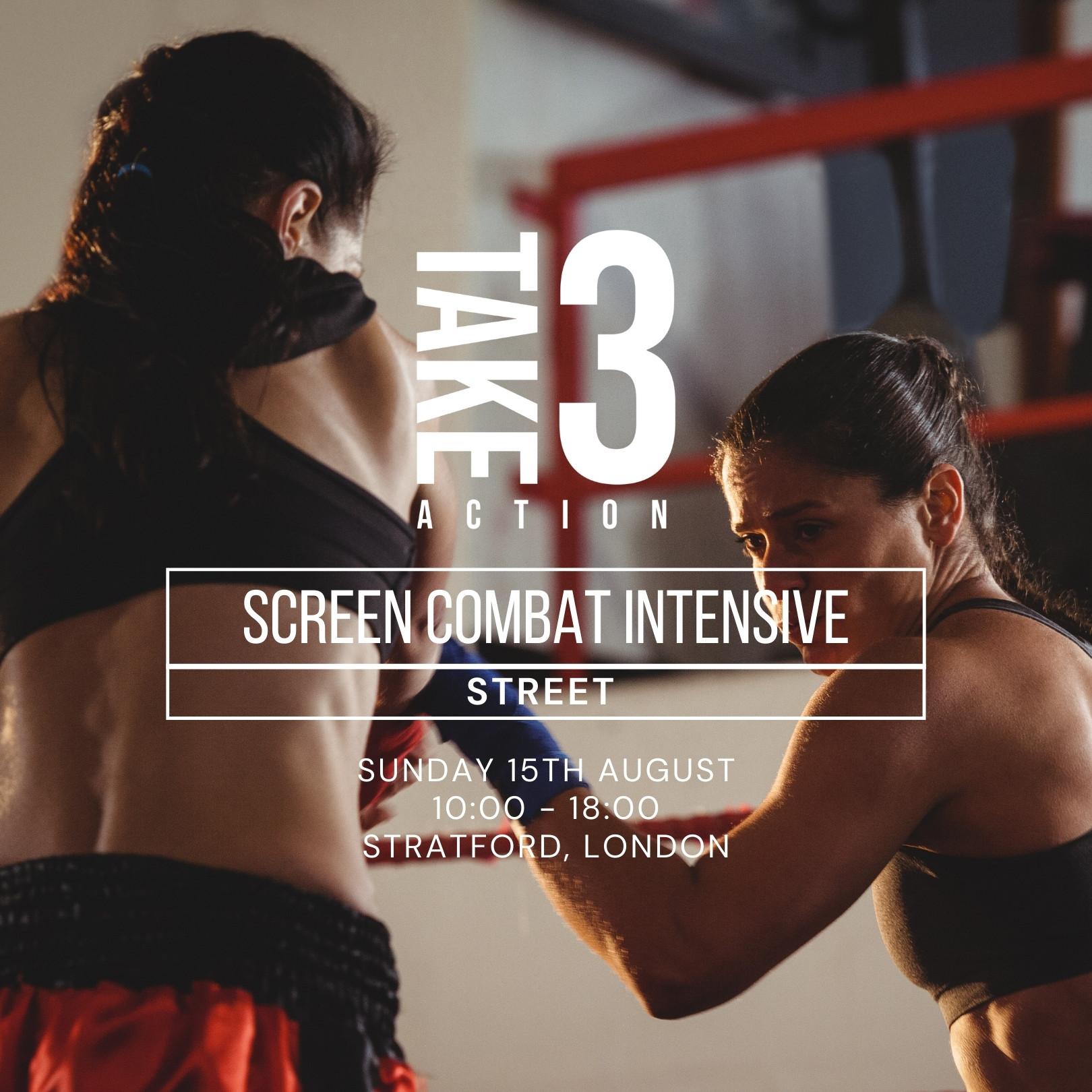 Screen Combat Intensive - Street