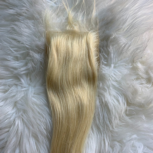 PLATINUM BLONDE CLOSURES