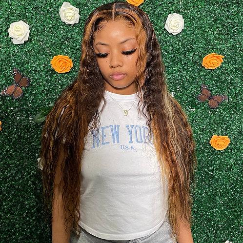 Malibu Lace Frontal Wig