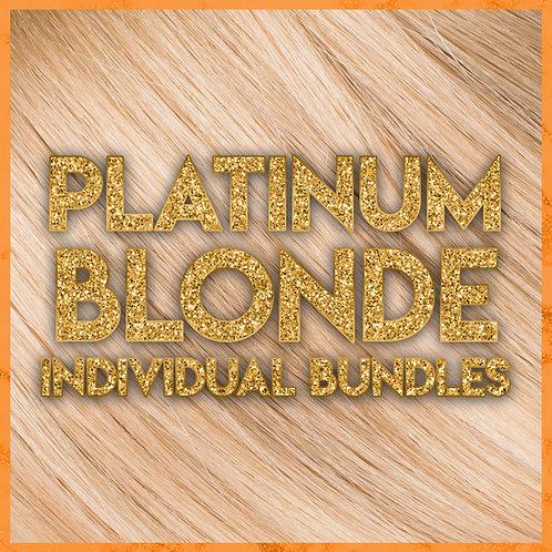 PLATINUM BLONDE INDIVIDUAL BUNDLES