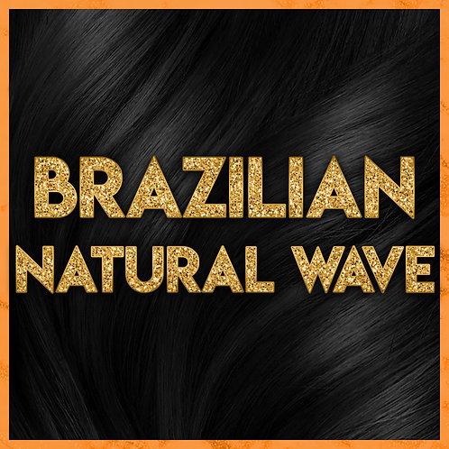 BRAZILIAN NATURAL WAVE