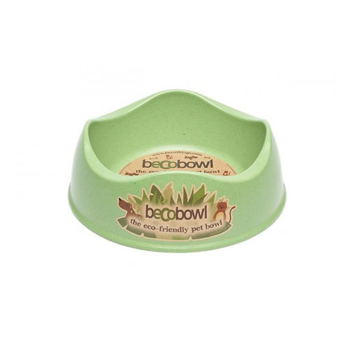 Beco Bowl Hundefutternapf grün Small