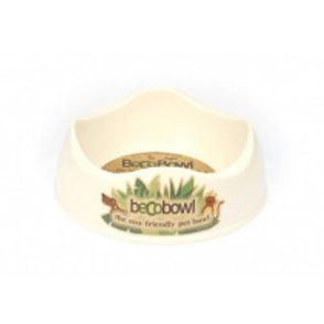 Beco Bowl Hundefutternapf weiß