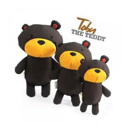 "Beco Plush Toy Teddy ""Toby"" Small (13cm) 1 Stk."